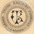 M930.50.1.242 | Seal of Grand Trunk Railway Company | Print | John Henry Walker (1831-1899) |  |