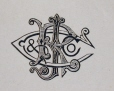 M930.50.1.248 | Monogram of C. J. R. & Co. | Print | John Henry Walker (1831-1899) |  |