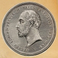 M930.50.1.259 | Médaille de l'Albert Edward Prince of Wales Executive President | Estampe | John Henry Walker (1831-1899) |  |