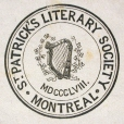 M930.50.1.261 | Seal of St. Patrick's Literary Society, Montreal | Print | John Henry Walker (1831-1899) |  |