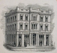 M930.50.1.306 | Mechanic's Hall, St. James Street, Montreal, QC | Print | John Henry Walker (1831-1899) |  |