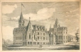 M930.50.1.317 | Unidentified educational building | Print | John Henry Walker (1831-1899) |  |