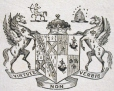M930.50.1.412 | Unidentified coat of arms | Print | John Henry Walker (1831-1899) |  |