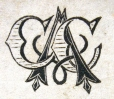 M930.50.1.439 | Monogram of C. A. C. | Print | John Henry Walker (1831-1899) |  |