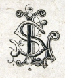 M930.50.1.442 | Monogram of S. L. | Print | John Henry Walker (1831-1899) |  |
