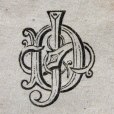 M930.50.1.444 | Monogram of J. S. & D | Print | John Henry Walker (1831-1899) |  |
