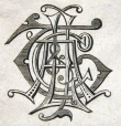 M930.50.1.446 | Monogram of A. L. I. G. & Co | Print | John Henry Walker (1831-1899) |  |