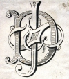 M930.50.1.451 | Monogram of J. S. & D | Print | John Henry Walker (1831-1899) |  |