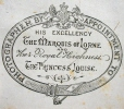 M930.50.1.477 | Marque de commerce du Photographer to His Excellency The Marquis of Lorne and Her Royal Highness The Princess Louise | Estampe | John Henry Walker (1831-1899) |  |