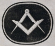 M930.50.1.553 | Emblem of Masonic Lodge | Print | John Henry Walker (1831-1899) |  |
