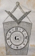 M930.50.1.554 | Emblem of Masonic Lodge | Print | John Henry Walker (1831-1899) |  |