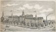 M930.50.1.59 | Unidentified educational building | Print | John Henry Walker (1831-1899) |  |