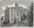 M930.50.1.67 | Unidentified educational building | Print | John Henry Walker (1831-1899) |  |