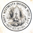 M930.50.1.674 | Seal of South Westmeath Division No 159, Society of Temperance | Print | John Henry Walker (1831-1899) |  |