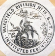 M930.50.1.676 | Seal of Wakefield Division No 15, Society of Temperance | Print | John Henry Walker (1831-1899) |  |