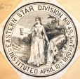 M930.50.1.677 | Seal of Eastern Star Division No 49, Society of Temperance | Print | John Henry Walker (1831-1899) |  |