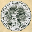 M930.50.1.681 | Seal of Granby Division No.44, Society of Temperance | Print | John Henry Walker (1831-1899) |  |