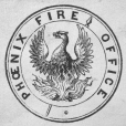 M930.50.1.699 | Seal, Phoenix Fire Office | Print | John Henry Walker (1831-1899) |  |