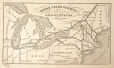 M930.50.1.72 | Grand Trunk Railway and its connections | Map | John Henry Walker (1831-1899) |  |