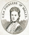 M930.50.1.789 | H. R. H. Princess of Wales | Print | John Henry Walker (1831-1899) |  |