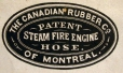 M930.50.1.817 | Commercial trademark of The Canadian Rubber Co of Montreal | Print | John Henry Walker (1831-1899) |  |