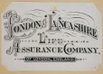 M930.50.1.86 | Heading for The London and Lancashire Life Assurance Company of London England | Print | John Henry Walker (1831-1899) |  |