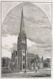 M930.50.2.147 | Unidentified church | Print | John Henry Walker (1831-1899) |  |