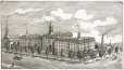 M930.50.2.156 | Unidentified educational building | Print | John Henry Walker (1831-1899) |  |