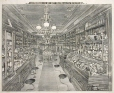M930.50.2.279 | Interior of a pharmacy, Montreal | Print | John Henry Walker (1831-1899) |  |
