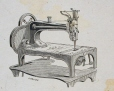 M930.50.3.104 | Catalogue illustration of a sewing machine | Print | John Henry Walker (1831-1899) |  |