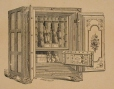 M930.50.3.175 | Catalogue illustration of a Burglar Proof safe | Print | John Henry Walker (1831-1899) |  |