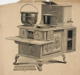 M930.50.3.277 | Catalogue illustration of a stove | Print | John Henry Walker (1831-1899) |  |