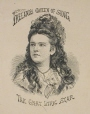 M930.50.3.312 | IRELAND'S QUEEN OF SONG, THE GREAT LYRIC STAR | Print | John Henry Walker (1831-1899) |  |