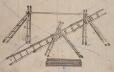 M930.50.3.339 | Catalogue illustration of Hitchcock's sectional Ladder | Print | John Henry Walker (1831-1899) |  |