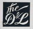 M930.50.3.448 | Monogram of The D & L | Print | John Henry Walker (1831-1899) |  |