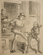 M930.50.6.7 | Caricature | Estampe | John Henry Walker (1831-1899) |  |