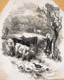 M930.50.7.121 | Feeding animals | Print | John Henry Walker (1831-1899) |  |