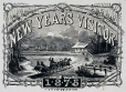 M930.50.8.142 | NEW YEAR'S VISITOR 1875 | Print | John Henry Walker (1831-1899) |  |