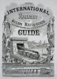 M930.50.8.443 | The International Railway and Steam Navigation Guide (page couverture) | Impression | John Henry Walker (1831-1899) |  |