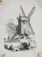 M930.51.1.184 | Moulin à vent | Estampe | John Henry Walker (1831-1899) |  |