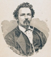 M931.39.1 | Portrait of Joe Beef | Print | John Henry Walker (1831-1899) |  |