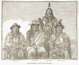 M932.8.1.221 | Crowfoot and his chiefs, about 1880 | Print | John Henry Walker (1831-1899) |  |