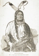 M932.8.1.222 | Poundmaker, The Cree Chief against whom Colonel Otter marched, about 1880 | Print | John Henry Walker (1831-1899) |  |