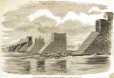 M932.8.1.226   Works at the Victoria Bridge, Montreal, QC, 1858   Print   Anonyme - Anonymous     