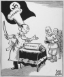 M965.199.4109 | Rations de guerre | Dessin | John Collins |  |