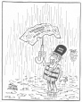 M965.199.8028 | April Showers. | Drawing | John Collins |  |