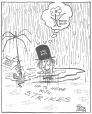 M965.199.912 | April Showers-Bring May Flowers. | Drawing | John Collins |  |