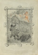 M966.176.25 | Death at the Cemetary Gates | Drawing | Edmond Dyonnet, 1859-1954 |  |