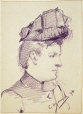 M966.176.39 | Her | Drawing | Edmond Dyonnet, 1859-1954 |  |