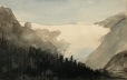 M966.176.56 | Illicillewaet Glacier | Drawing | William Brymner |  |